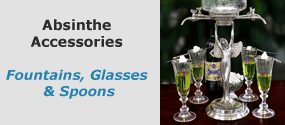 Accessories For Drinking Absinthe