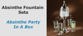 Absinthe Fountain Set